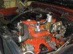 1968 CHEVROLET C-10 SHORTBOX PICKUP - Engine - 81372