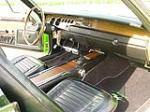 1970 DODGE CHARGER R/T 2 DOOR HARDTOP - Interior - 81378