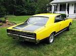1967 PONTIAC BEAUMONT CUSTOM COUPE - Front 3/4 - 81389