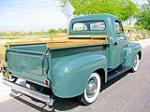 1951 FORD F-1 PICKUP - Rear 3/4 - 81421