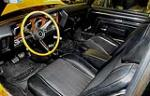 1970 PONTIAC GTO JUDGE 2 DOOR HARDTOP - Interior - 81441