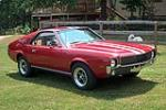1969 AMERICAN MOTORS AMX 2 DOOR COUPE - Front 3/4 - 81452