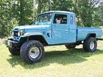 1978 TOYOTA LAND CRUISER FJ-40 CUSTOM PICKUP - Front 3/4 - 81453