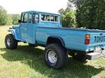 1978 TOYOTA LAND CRUISER FJ-40 CUSTOM PICKUP - Rear 3/4 - 81453