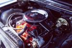 1967 CHEVROLET IMPALA SS CONVERTIBLE - Engine - 81476