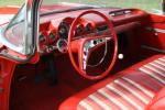 1959 CHEVROLET IMPALA 2 DOOR HARDTOP - Interior - 81586