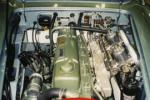 1963 AUSTIN-HEALEY 3000 MARK II BJ7 ROADSTER - Engine - 81614