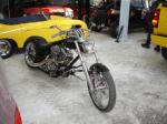 2005 LAKE COUNTY CHOPPER CUSTOM  MOTORCYCLE - Front 3/4 - 81621