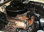1957 OLDSMOBILE 98 STARFIRE CONVERTIBLE - Engine - 81626