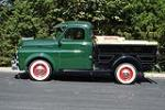 1950 DODGE B-2 PICKUP - Side Profile - 81720