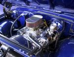 1969 CHEVROLET C-10 CUSTOM PICKUP - Engine - 81732