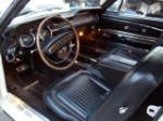 1968 SHELBY GT500 CONVERTIBLE - Interior - 81757