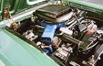1969 FORD MUSTANG MACH 1 428 CJ FASTBACK - Engine - 81767
