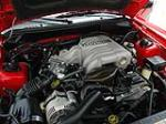 1994 FORD MUSTANG COBRA INDY PACE CAR CONVERTIBLE - Engine - 81772