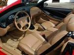 1994 FORD MUSTANG COBRA INDY PACE CAR CONVERTIBLE - Interior - 81772