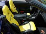 1998 CHEVROLET CORVETTE INDY PACE CAR CONVERTIBLE - Interior - 81773