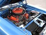 1971 DODGE CHARGER R/T 2 DOOR HARDTOP - Engine - 81828