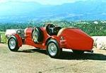 1928 BUGATTI TYPE 35 B REPLICA - Rear 3/4 - 81829