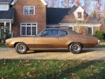 1970 BUICK GS 455 STAGE 1 COUPE - Side Profile - 81864