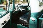 1957 GMC 100 PICKUP - Interior - 81865