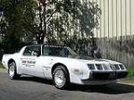 1980 PONTIAC FIREBIRD TRANS AM PACE CAR EDITION - Front 3/4 - 81880