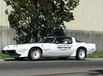 1980 PONTIAC FIREBIRD TRANS AM PACE CAR EDITION - Side Profile - 81880