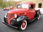 1939 PLYMOUTH PT-81 PICKUP - Front 3/4 - 81887