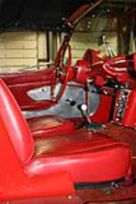 1960 CHEVROLET CORVETTE CONVERTIBLE - Interior - 81903