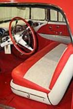 1956 CHEVROLET NOMAD WAGON - Interior - 81905