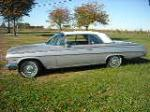 1962 CHEVROLET IMPALA SS 2 DOOR HARDTOP - Side Profile - 81953