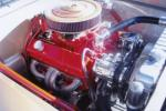 1967 CHEVROLET NOVA 4 DOOR WAGON - Engine - 81997