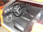 1969 DODGE SUPER BEE 2 DOOR COUPE - Interior - 82004