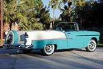 1955 CHEVROLET BEL AIR 2 DOOR CONVERTIBLE - Rear 3/4 - 82012