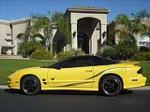 2002 PONTIAC TRANS AM WS6 2 DOOR - Side Profile - 82015
