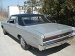 1964 PONTIAC GTO 2 DOOR HARDTOP - Rear 3/4 - 82031