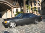 1988 MERCEDES-BENZ 300CE AMG HAMMER COUPE - Front 3/4 - 82052