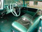 1957 CHEVROLET BEL AIR 2 DOOR HARDTOP - Interior - 82105