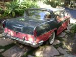 1956 HUDSON RAMBLER 4 DOOR SEDAN - Rear 3/4 - 82114