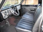 1970 CHEVROLET C-10 CUSTOM PICKUP - Interior - 82119