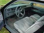 1986 BUICK GRAND NATIONAL COUPE - Interior - 82125