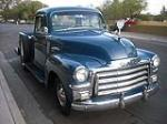 1955 GMC 100 PICKUP - Front 3/4 - 82145