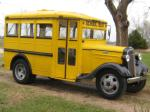 1936 CHEVROLET WAYNE 12 PASSENGER SCHOOL BUS - Side Profile - 82150