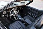 1969 CHEVROLET CORVETTE CONVERTIBLE - Interior - 82174