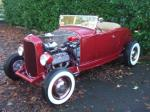 1932 FORD HI-BOY CUSTOM ROADSTER - Front 3/4 - 82224