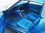 1969 CHEVROLET CORVETTE COUPE - Interior - 82302