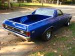 1969 CHEVROLET EL CAMINO PICKUP - Rear 3/4 - 82374