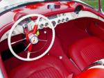1954 CHEVROLET CORVETTE CONVERTIBLE - Interior - 82617