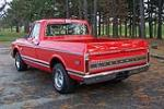 1971 CHEVROLET CHEYENNE SUPER 10 PICKUP - Rear 3/4 - 82651