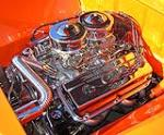 """1949 FORD CUSTOM COUPE """"LUCILLE"""" - Engine - 82800"""