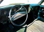 1972 CHEVROLET EL CAMINO 2 DOOR PICKUP - Interior - 88837